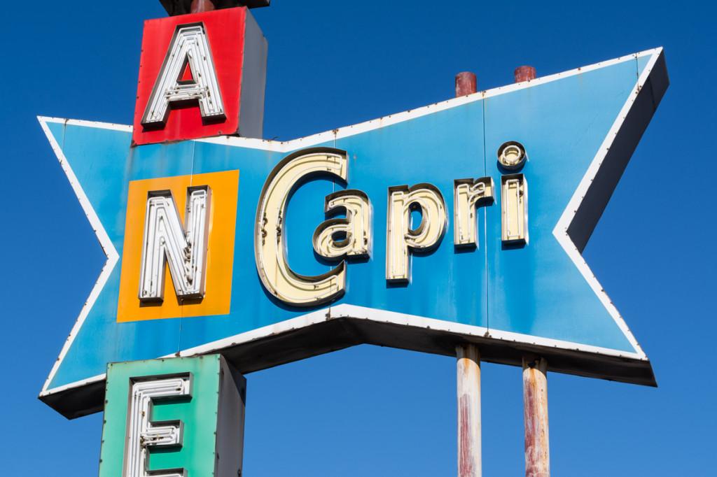 Capri horizontal